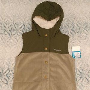 Columbia Benton Springs Overlay vest